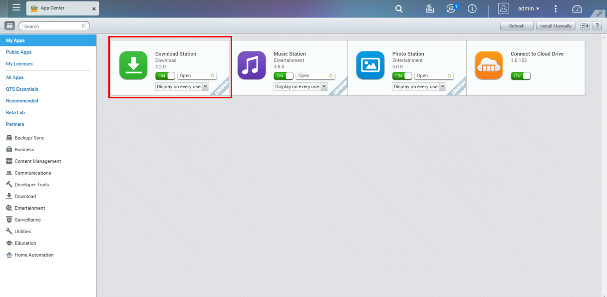 How to download files with Download Station? | QNAP (IN)